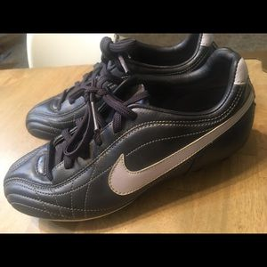 Woman's Nike Soccer cleats size 7
